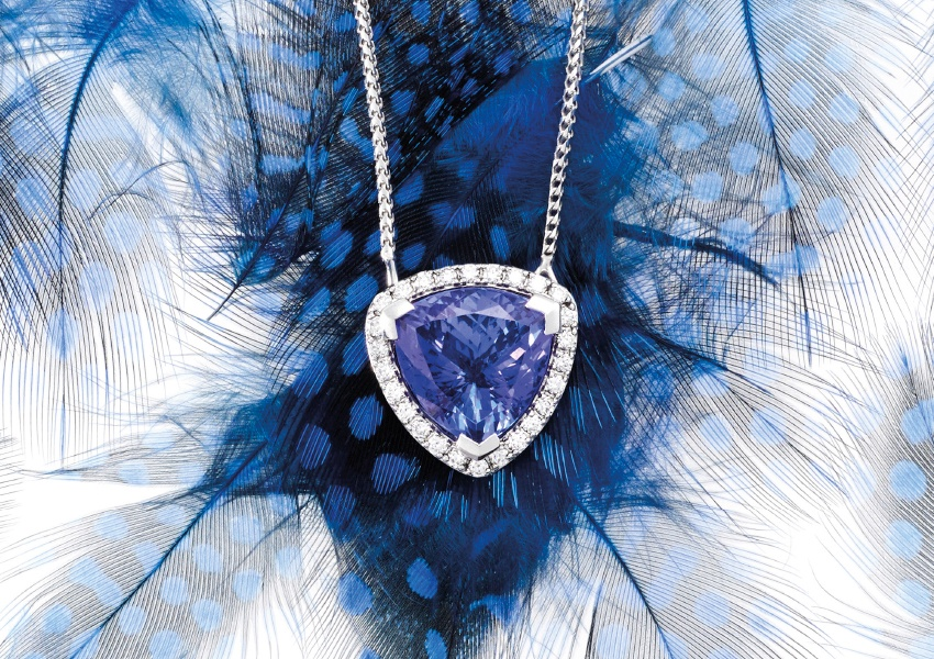 Matthew_Ely_Trilliant_Tanzanite_And_Diamond_Pendant.jpg